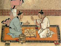Ancient Card Games